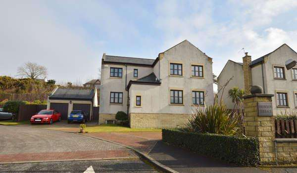 4 Bedrooms Detached House for sale in 43 Snowdon Terrace, Seamill, West Kilbride, KA23 9HN