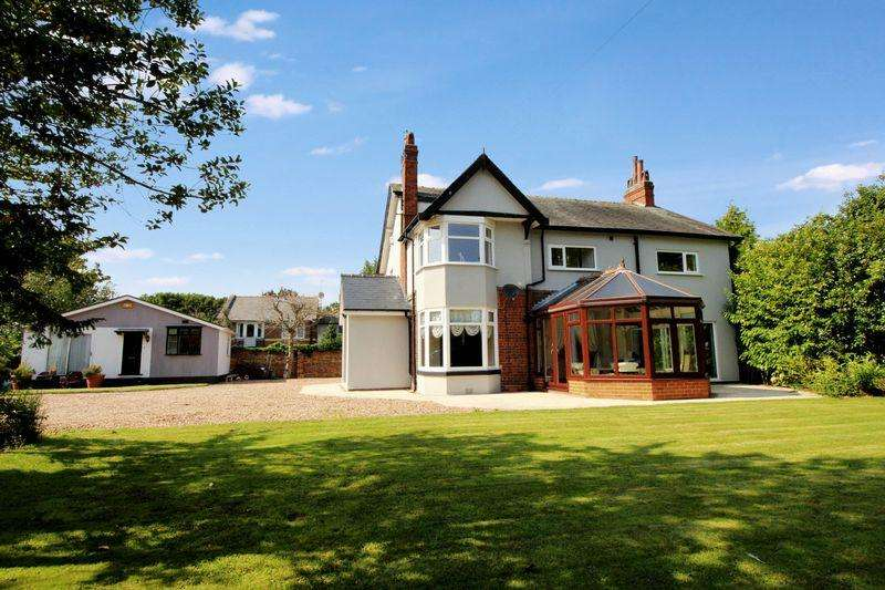5 Bedrooms Detached House for sale in Coldyhill Lane, Scarborough