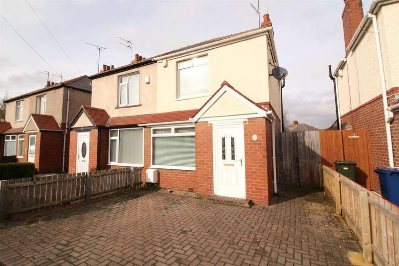 2 Bedrooms Semi Detached House for sale in Bellfield Avenue, Newcastle Upon Tyne