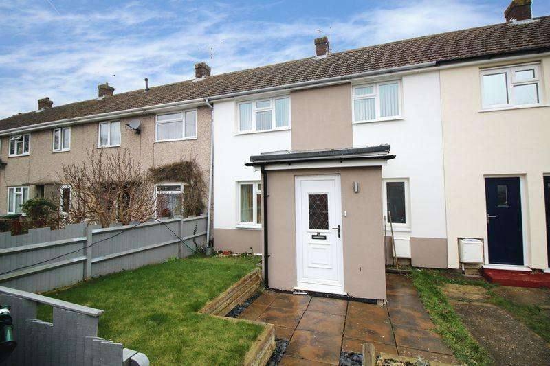 3 Bedrooms Terraced House for rent in St Edmunds Close, Crawley