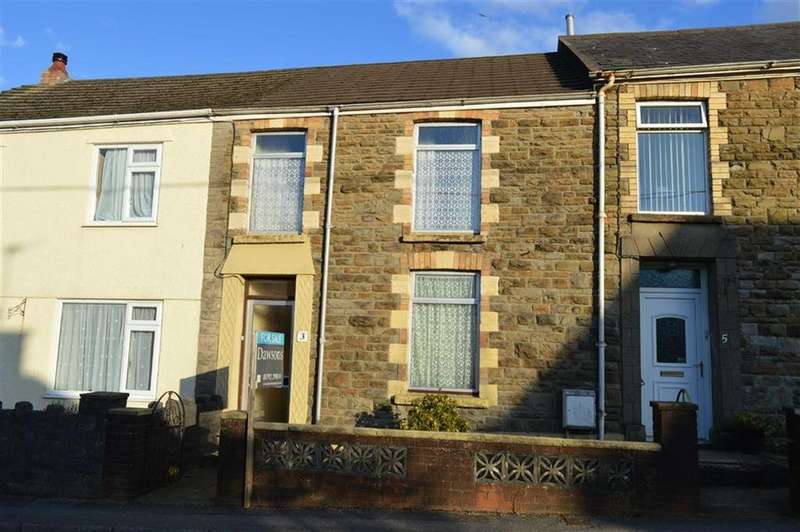 2 Bedrooms Terraced House for sale in Mount Street, Gowerton, Swansea