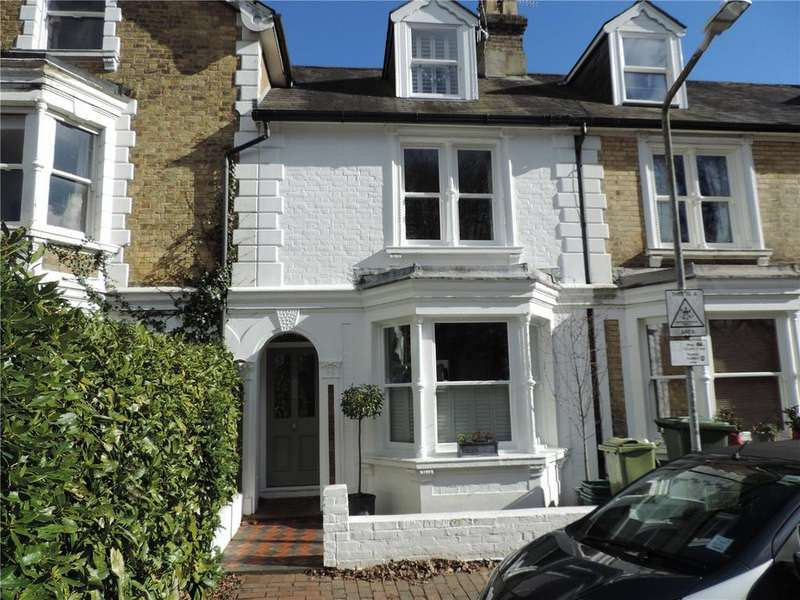 3 Bedrooms End Of Terrace House for rent in Buckingham Road, Tunbridge Wells, Kent, TN1