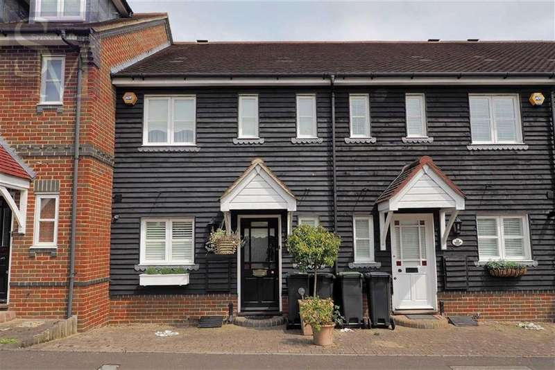 3 Bedrooms Terraced House for sale in Regents Place, Loughton