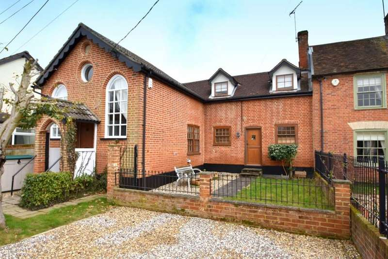 3 Bedrooms Semi Detached House for sale in Whights Corner, Washbrook, IP8 3LB