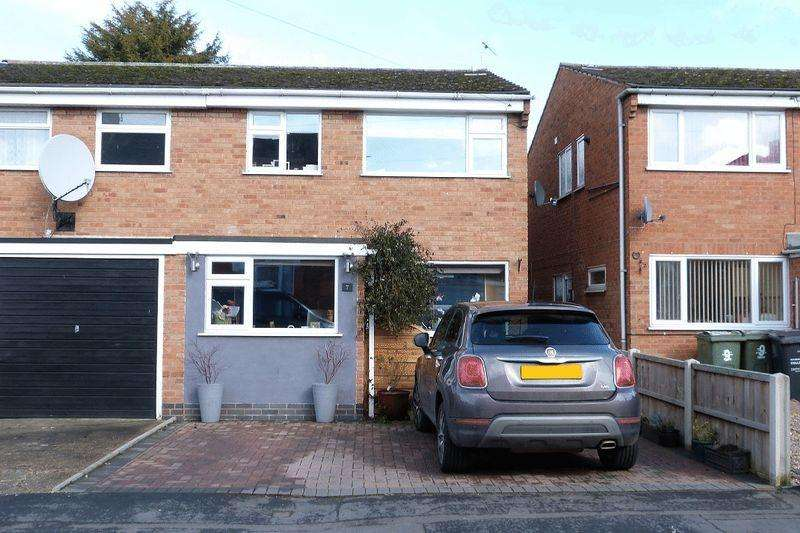 4 Bedrooms Semi Detached House for sale in Albert Street, Syston