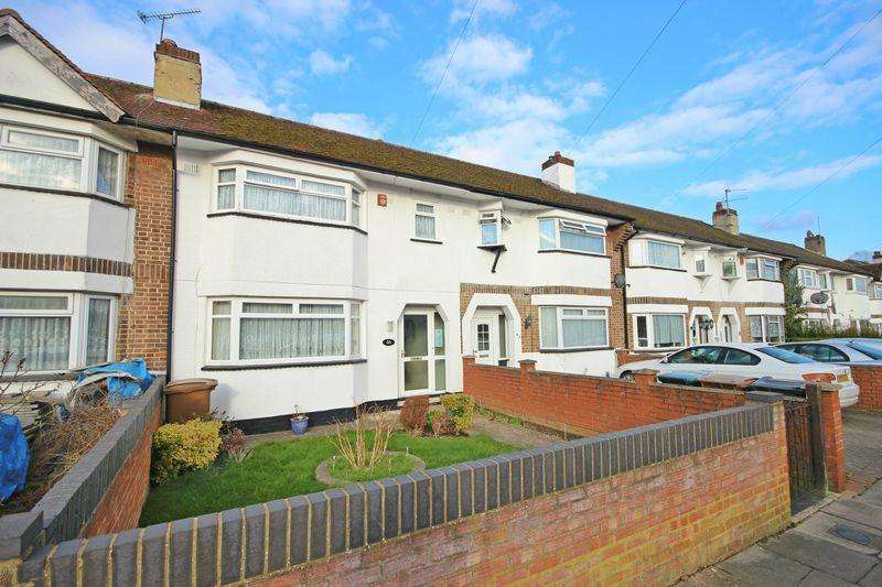 3 Bedrooms Terraced House for sale in Wilsden Avenue, South Luton