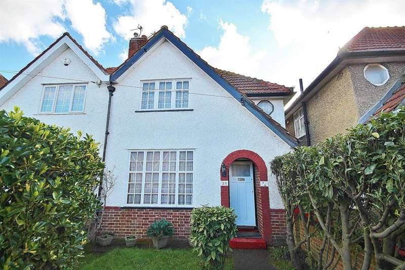 3 Bedrooms Semi Detached House for sale in Thornton Avenue, West Drayton, UB7 9JU