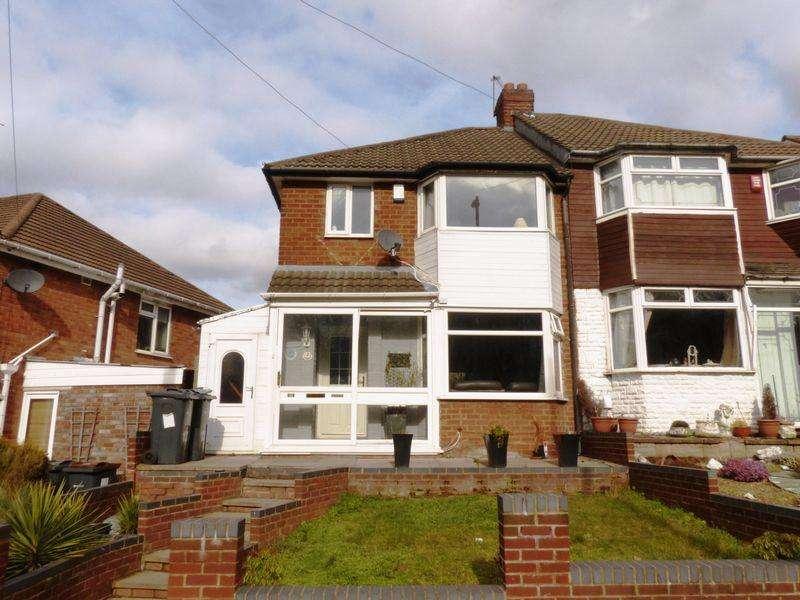 3 Bedrooms Semi Detached House for sale in Greenholm Road, Birmingham