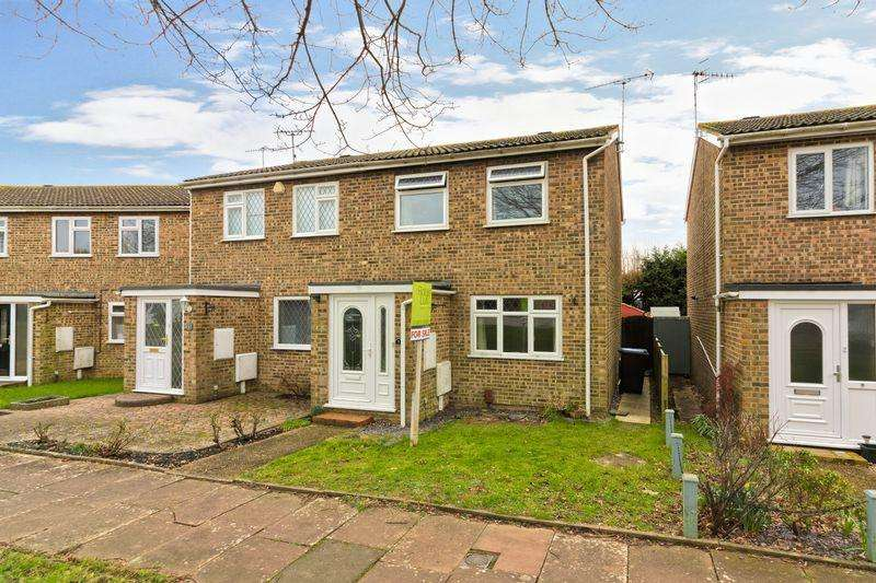 2 Bedrooms Semi Detached House for sale in Canberra Road, Worthing