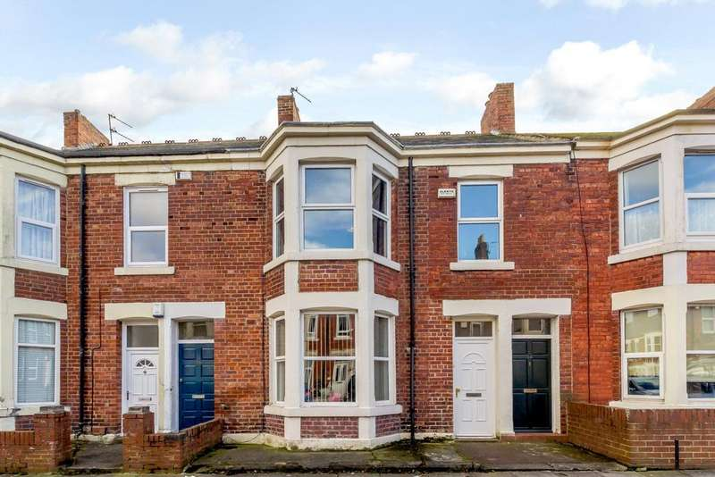 3 Bedrooms Apartment Flat for sale in King John Street, Heaton, Newcastle Upon Tyne, Tyne Wear