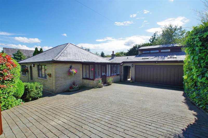 4 Bedrooms Detached House for sale in Stainland Road, Barkisland