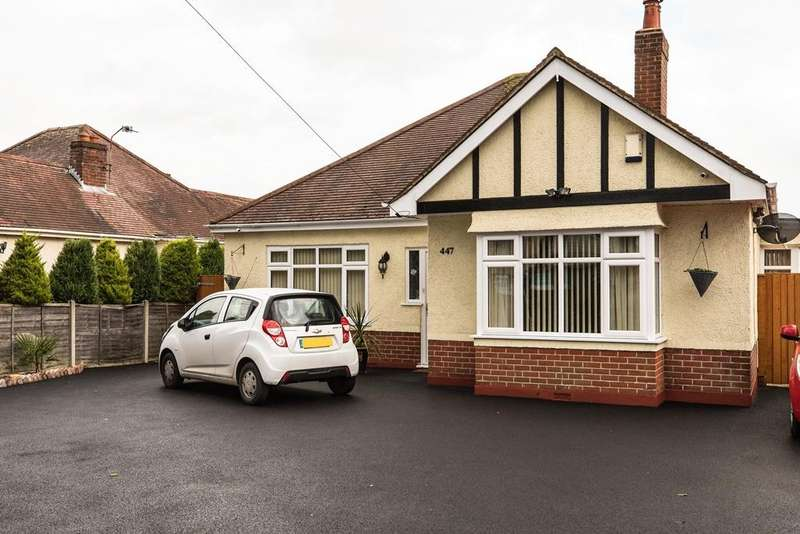 3 Bedrooms Bungalow for sale in Ringwood Road, Poole