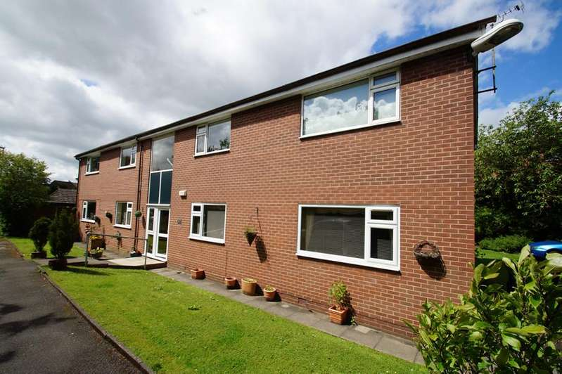 2 Bedrooms Apartment Flat for sale in Rex Court, Grotton OL4
