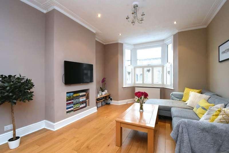 3 Bedrooms Terraced House for rent in Ellerdale Street SE13