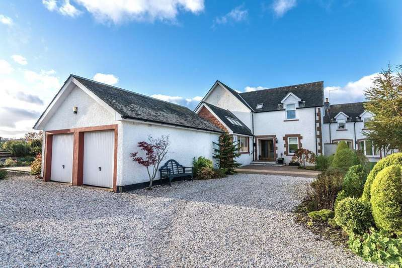 5 Bedrooms Barn Conversion Character Property for sale in Angus Stepp, Kippen, FK8 3EW