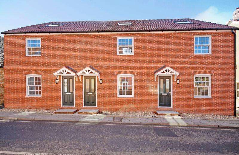 4 Bedrooms Terraced House for sale in Station Road, Castle Cary