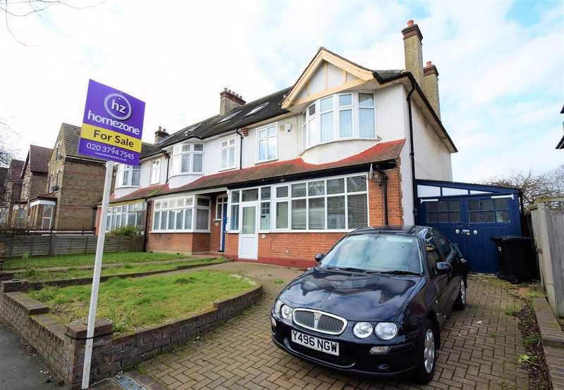 3 Bedrooms End Of Terrace House for sale in Langley Road, Beckenham