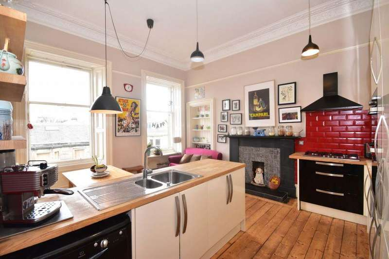 4 Bedrooms Flat for sale in 56/3 Leamington Terrace, Bruntsfield, Edinburgh EH10 4JL