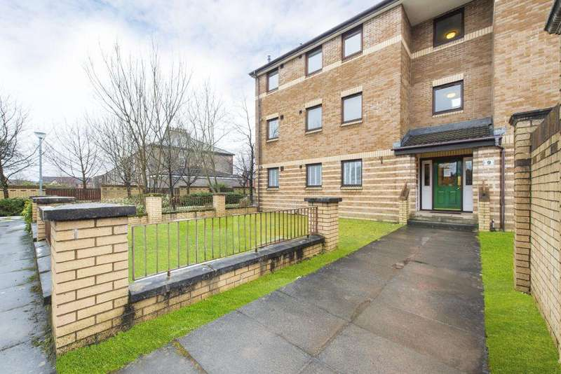 2 Bedrooms Flat for sale in 1/2, 9 Northland Avenue, Scotstoun, Glasgow, G14 9BN