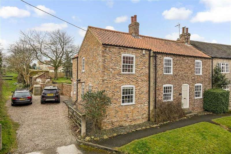 4 Bedrooms Semi Detached House for sale in Stonegate, Whixley