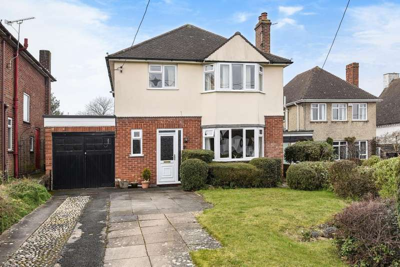 3 Bedrooms Detached House for sale in Yarnells Hill, Oxford, OX2