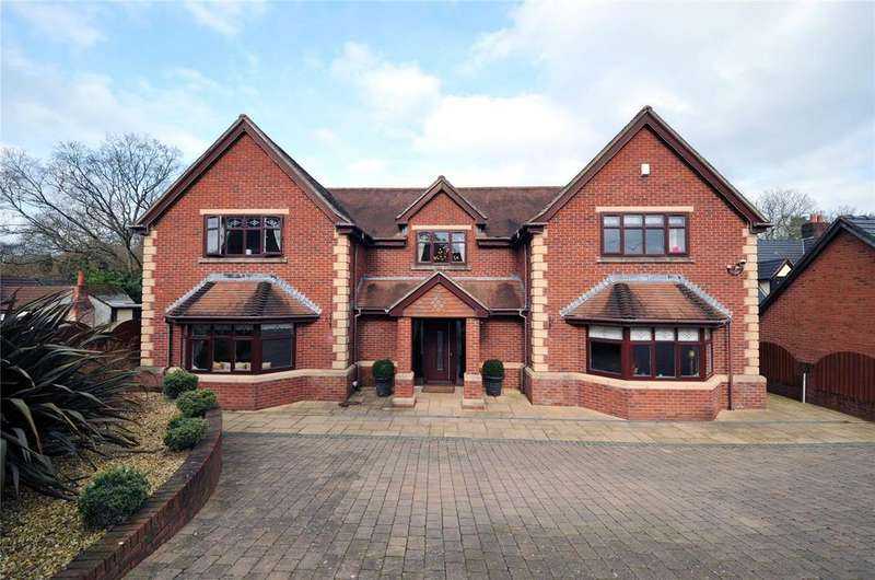 5 Bedrooms Detached House for sale in Mill Lane, Castleton, Cardiff, CF3