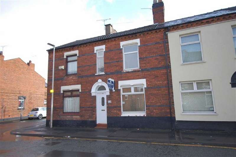 2 Bedrooms Terraced House for sale in Ford Lane, Crewe