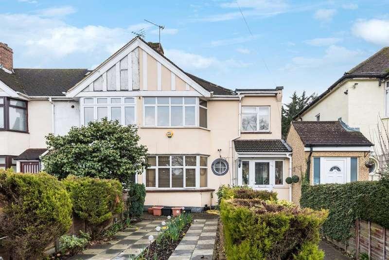 3 Bedrooms House for sale in Uxbridge Road, Feltham, TW13