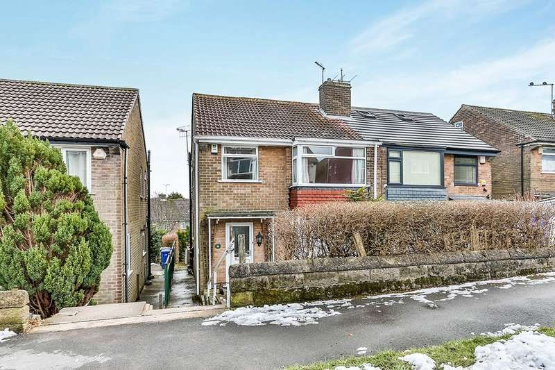 3 Bedrooms Semi Detached House for sale in Winchester Road, Sheffield, S10