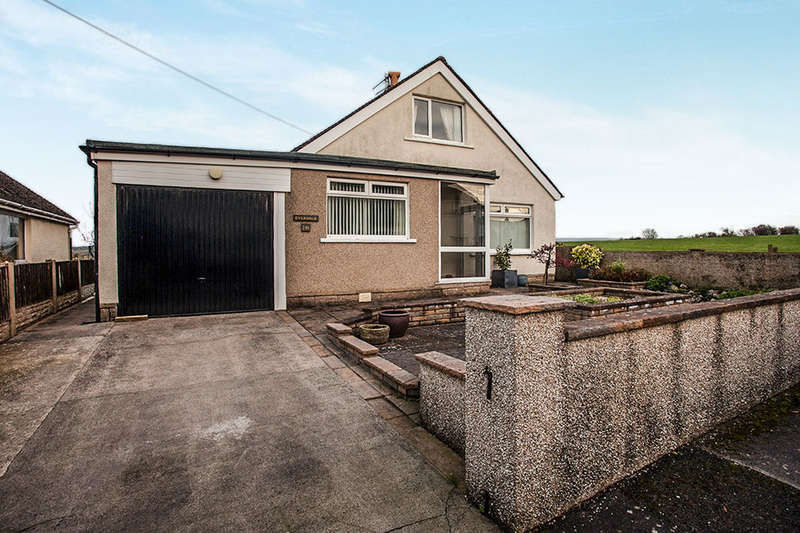 2 Bedrooms Detached Bungalow for sale in Chapel Lane, Overton, Morecambe, LA3