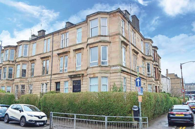 4 Bedrooms Flat for sale in Tantallon Road, Flat 1/1, Shawlands, Glasgow, G41 3JP
