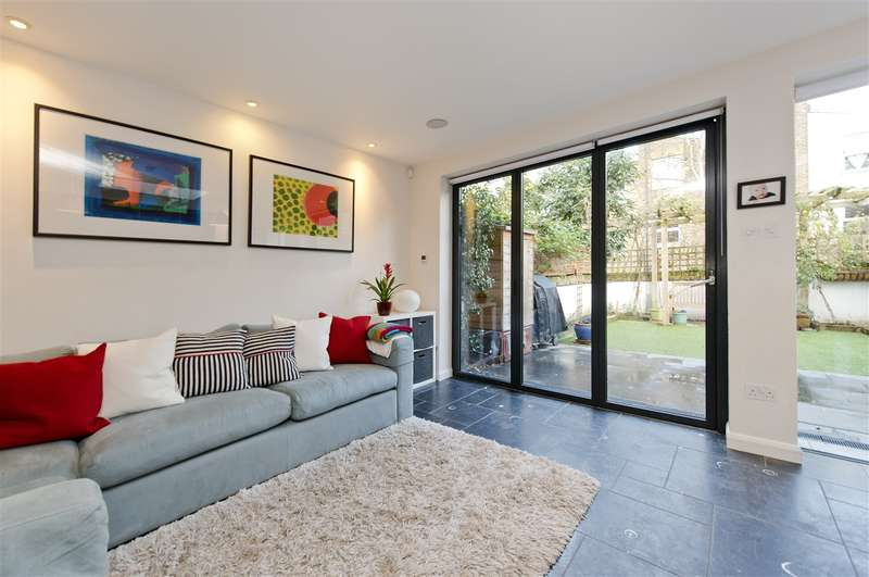 5 Bedrooms End Of Terrace House for sale in Rylett Road, Shepherd's Bush