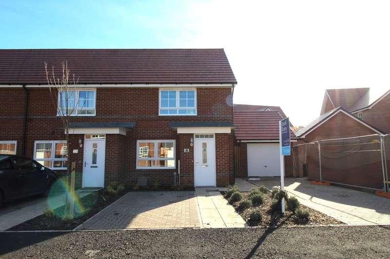 2 Bedrooms Terraced House for sale in Penrose Place, Hebburn, NE31