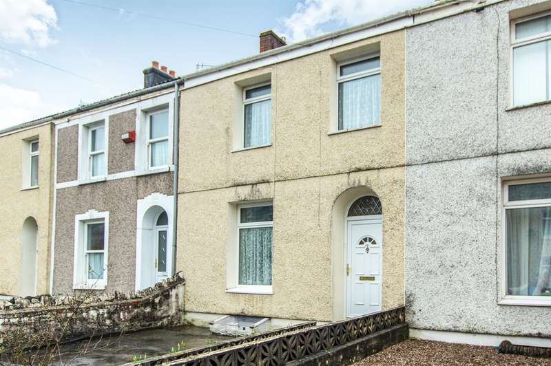 3 Bedrooms Terraced House for sale in The Ropewalk, Neath