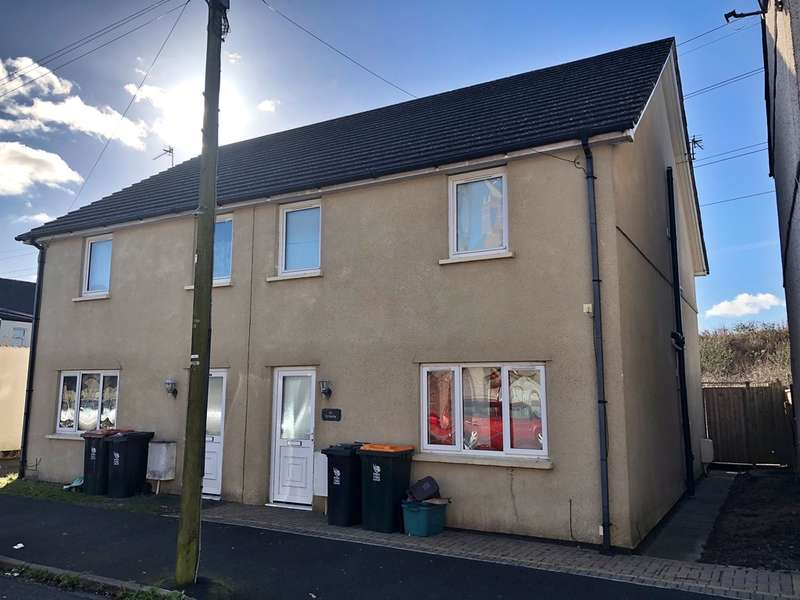 3 Bedrooms Semi Detached House for sale in Portskewett Street, Newport