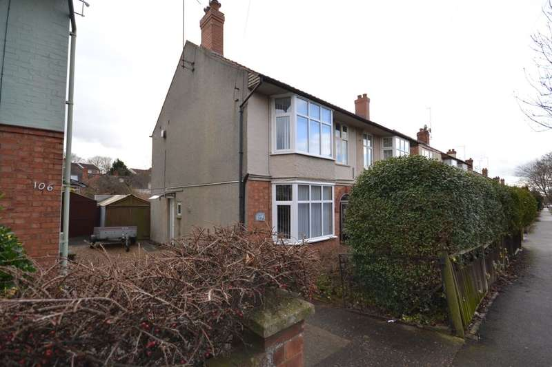 3 Bedrooms Semi Detached House for sale in Boughton Green Road, Kingsthorpe, Northampton, NN2