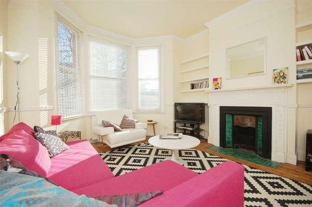 3 Bedrooms Flat for sale in Ridley Road, Kensal Green, London