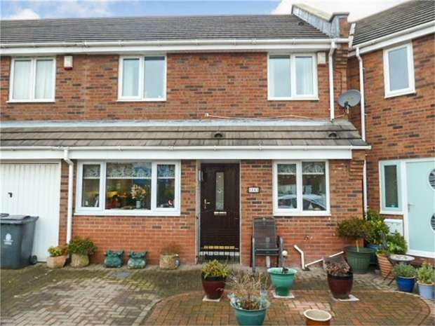 3 Bedrooms Terraced House for sale in Commissioners Wharf, North Shields, Tyne and Wear