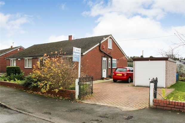 3 Bedrooms Semi Detached Bungalow for sale in Lambton Street, Bolton, Lancashire