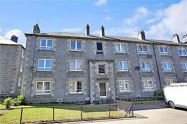 2 Bedrooms Flat for sale in 9 Seaton Avenue, Aberdeen