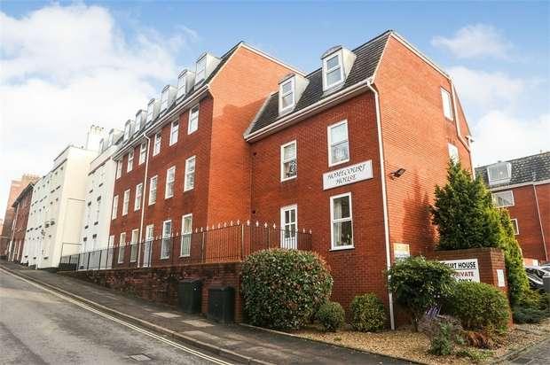 1 Bedroom Flat for sale in Bartholomew Street West, Exeter, Devon