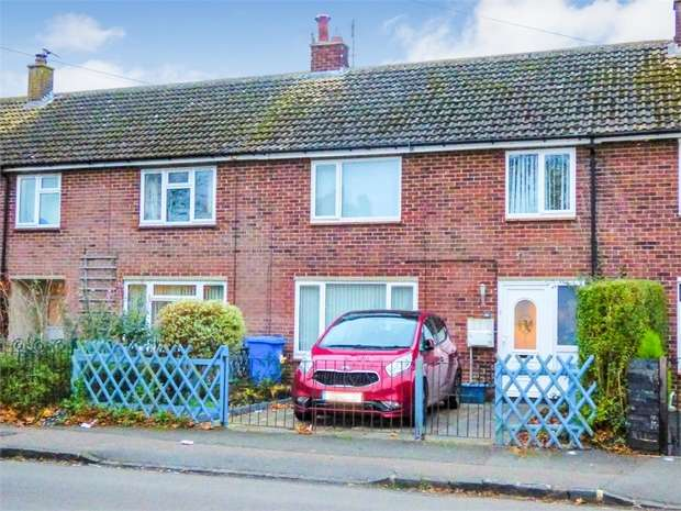 3 Bedrooms Terraced House for sale in Kingsclere Road, Bicester, Oxfordshire