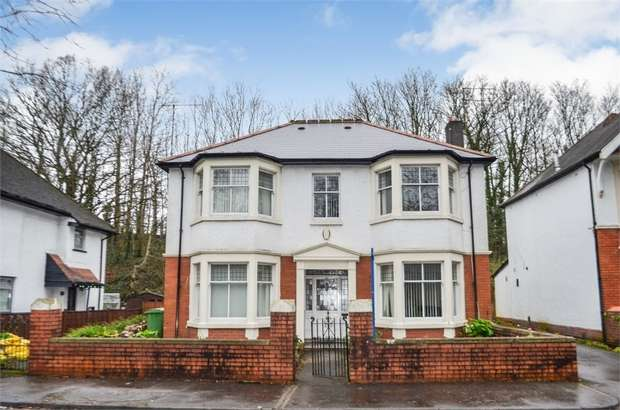 4 Bedrooms Detached House for sale in Ty Draw Road, Penylan, Cardiff, South Glamorgan