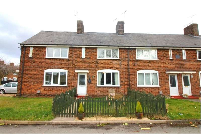 2 Bedrooms Terraced House for sale in Green Lane Estate Green Lane, Sealand, Deeside, CH5