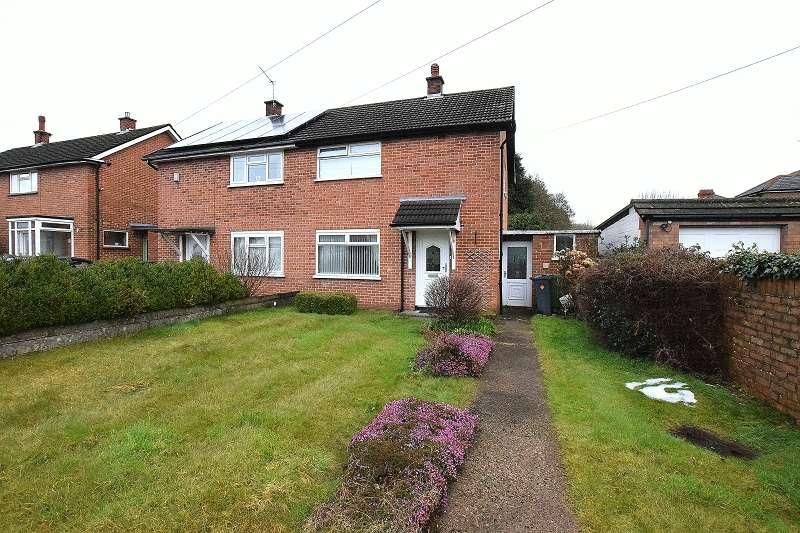 2 Bedrooms Semi Detached House for sale in Whitebarn Road, Llanishen, Cardiff. CF14 5HA