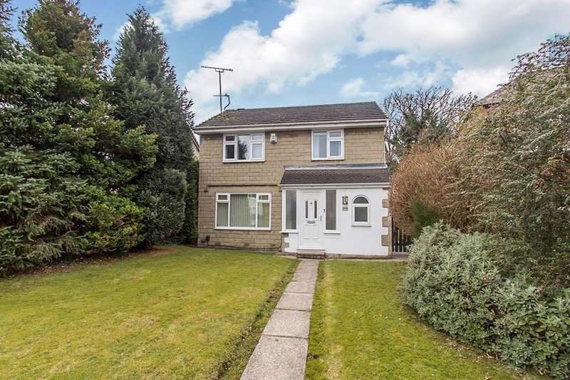 4 Bedrooms Detached House for sale in Elland Road, Churwell,Morley, Leeds, LS27