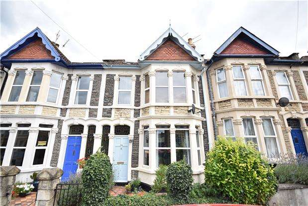 4 Bedrooms Terraced House for sale in Elmgrove Road, Fishponds, BRISTOL, BS16 2AX