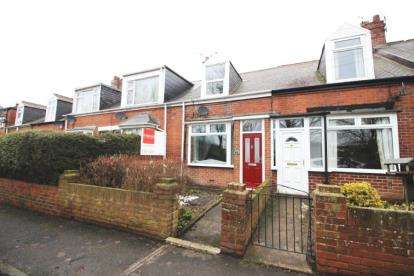 2 Bedrooms Terraced House for sale in Lambton Terrace, Houghton Le Spring, Tyne and Wear, DH4
