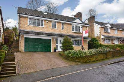 4 Bedrooms Detached House for sale in Willowbank Lane, Darwen, Lancashire