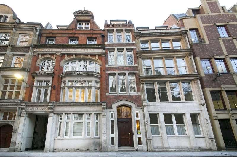 2 Bedrooms Flat for sale in Little Britain, London, EC1A